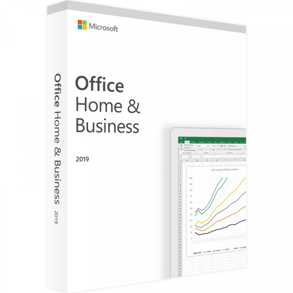 Microsoft Office 2019 Home & Business Multi, ESD