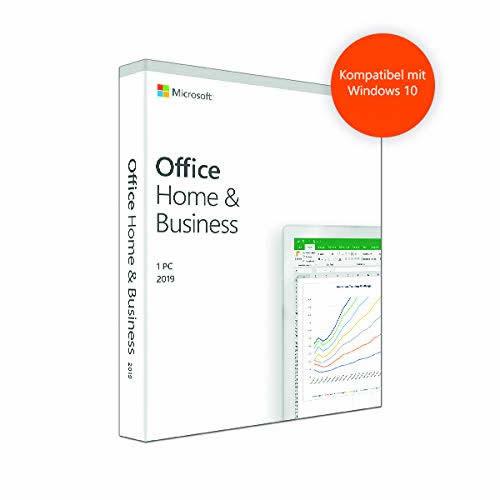 Microsoft Office 2019 Home & Business DE ESD