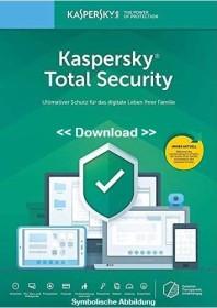 Kaspersky Lab Total Security 2020, 5 User, 1 Jahr, ESD (deutsch) (Multi-Device)