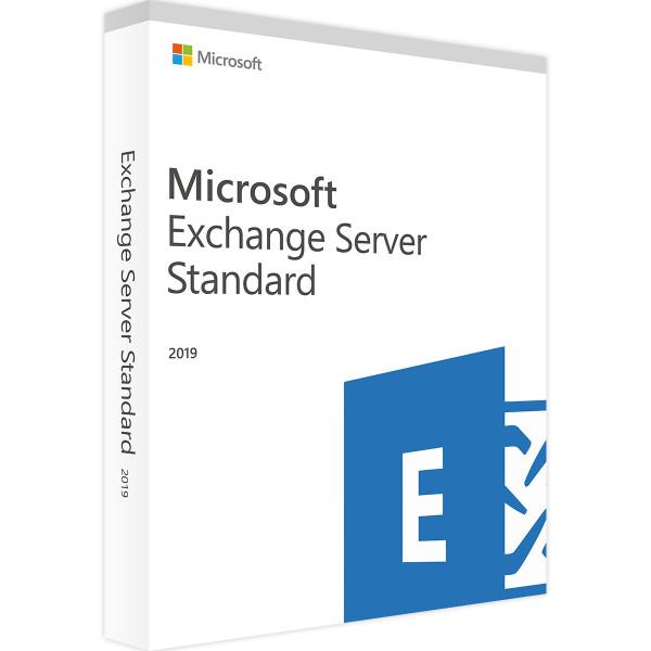 Microsoft Exchange Server 2019 Standard, ESD