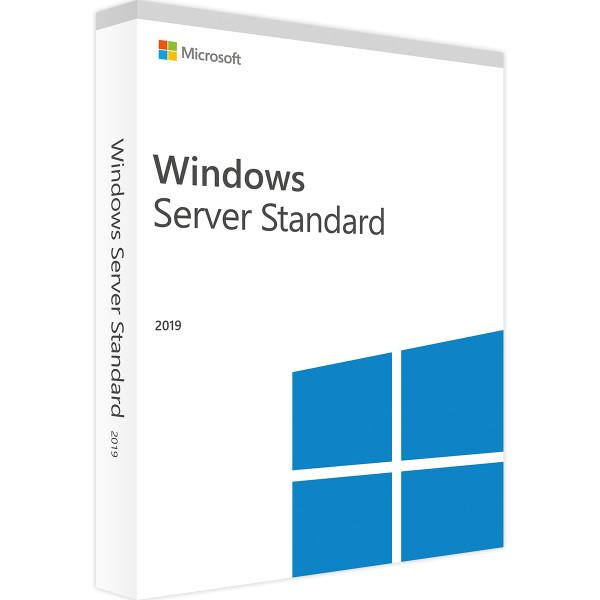 Windows Server-2019-Standard Microsoft, ESD
